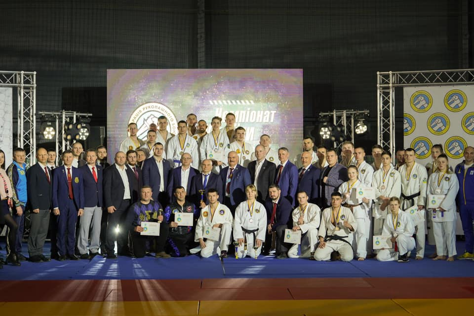 Чемпионат Украины среди взрослых — 2021. День 1. Награждение