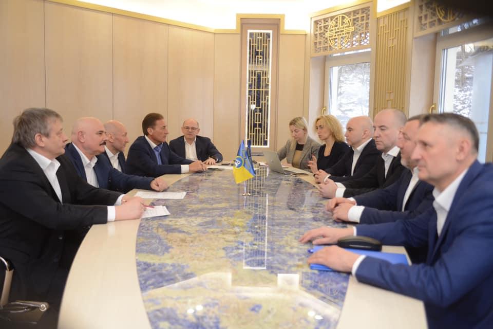 Состоялось заседание Президиума ВФРБ
