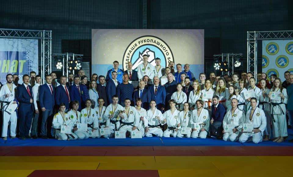 Чемпионат Украины среди взрослых — 2021. День 2. Награждение
