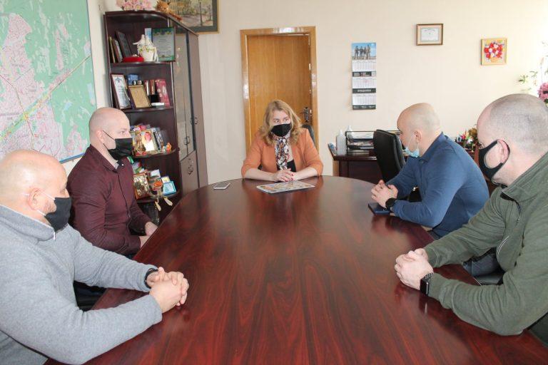 Федерация и Деснянская РГА открыли новую страницу сотрудничества