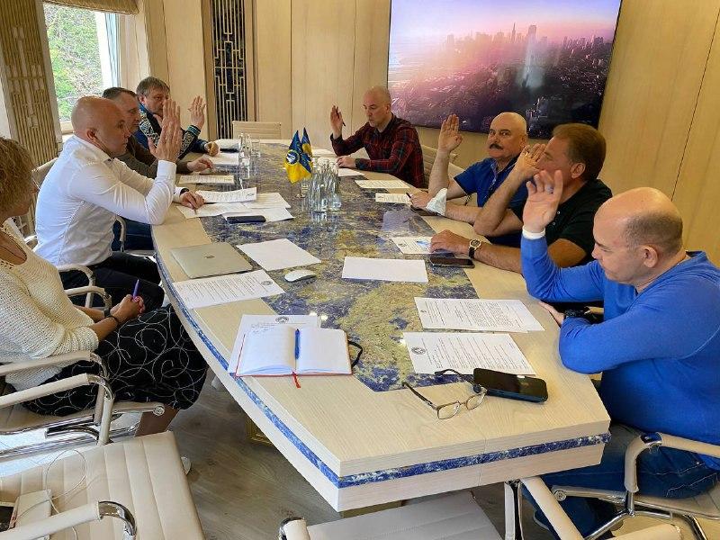 Состоялось заседание Совета Федерации