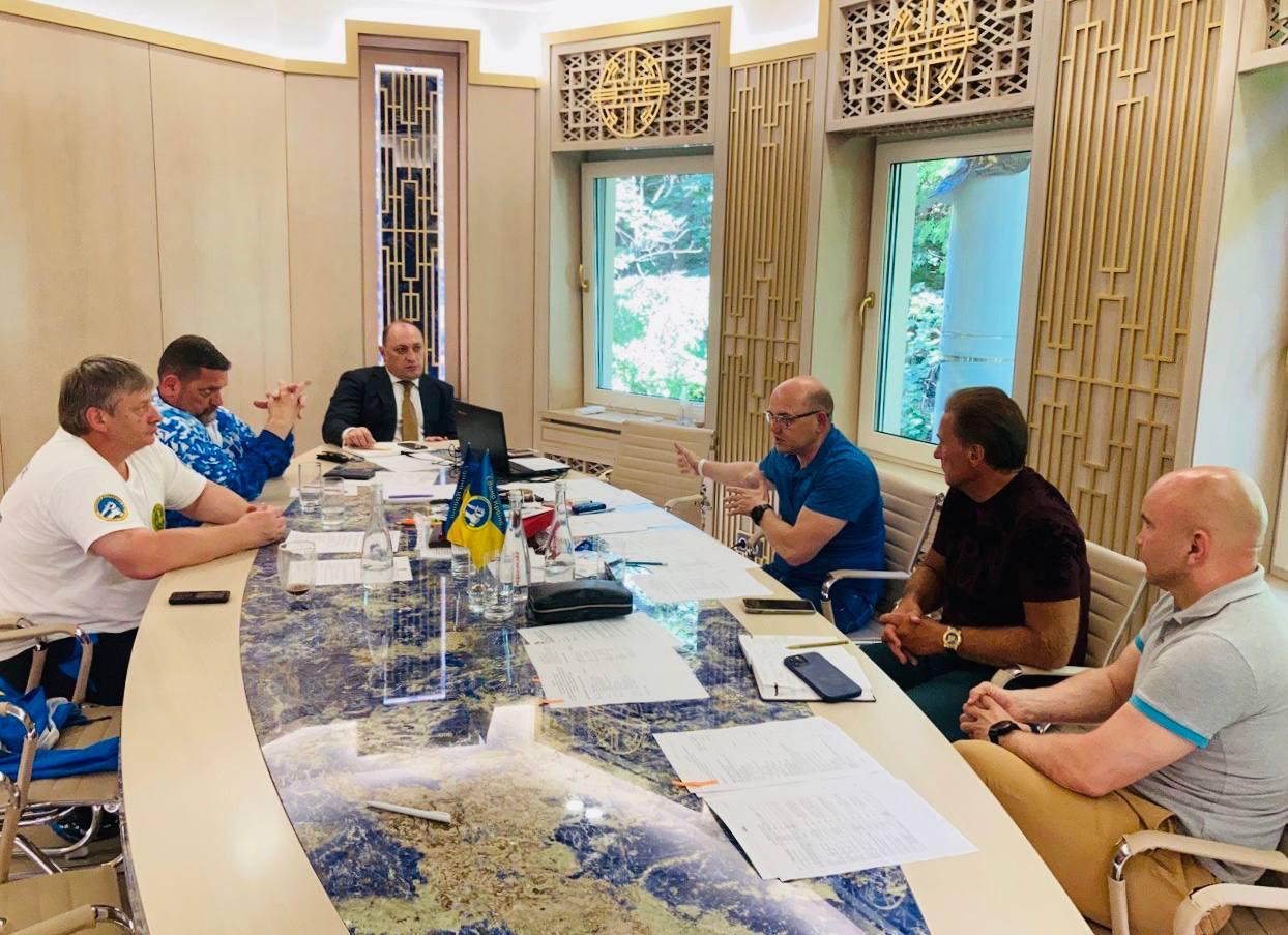Федерація готується до проведення масштабного турніру на Кубок Президента України