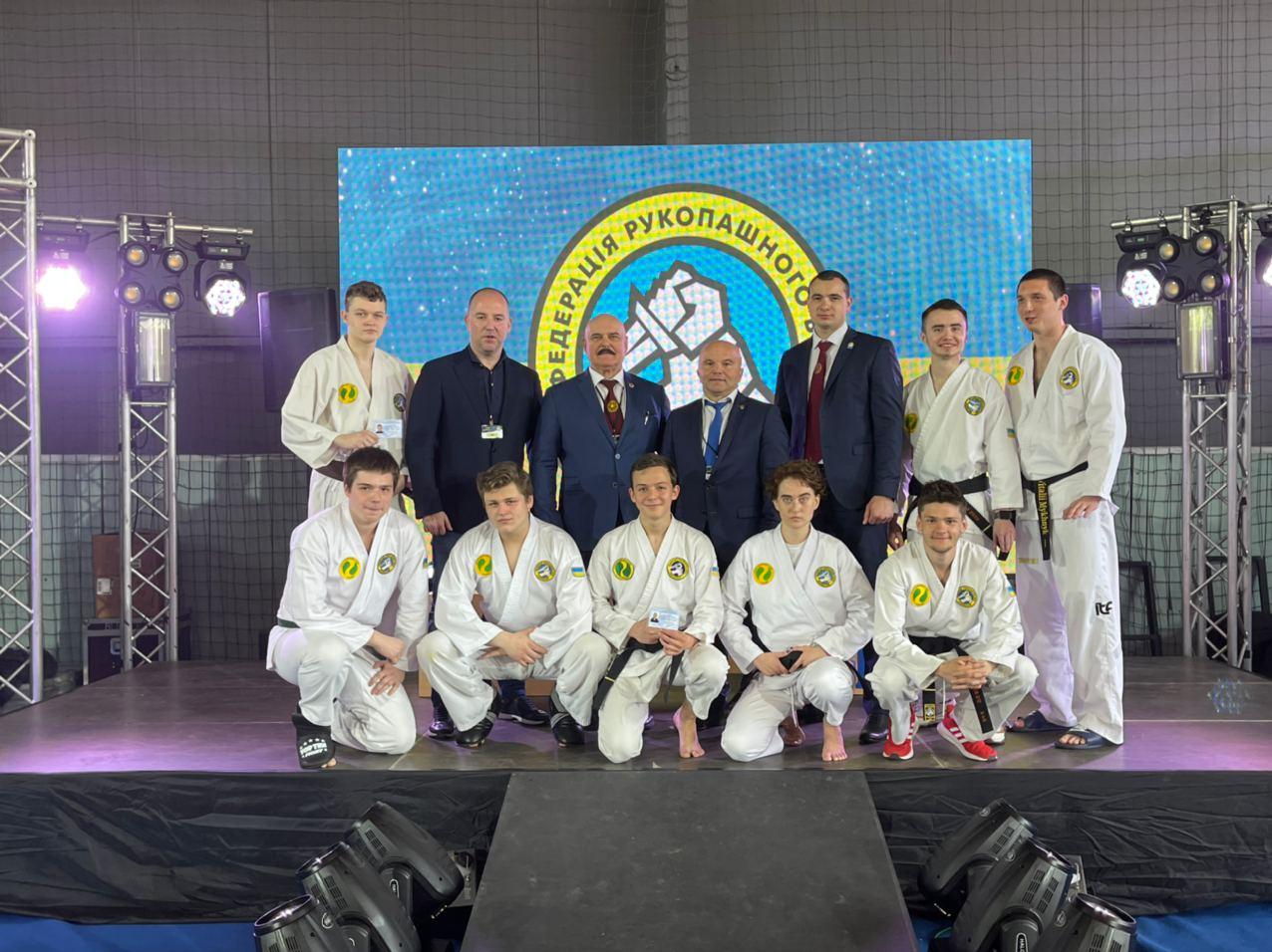 Команда Києва – серед лідерів у турнірній таблиці