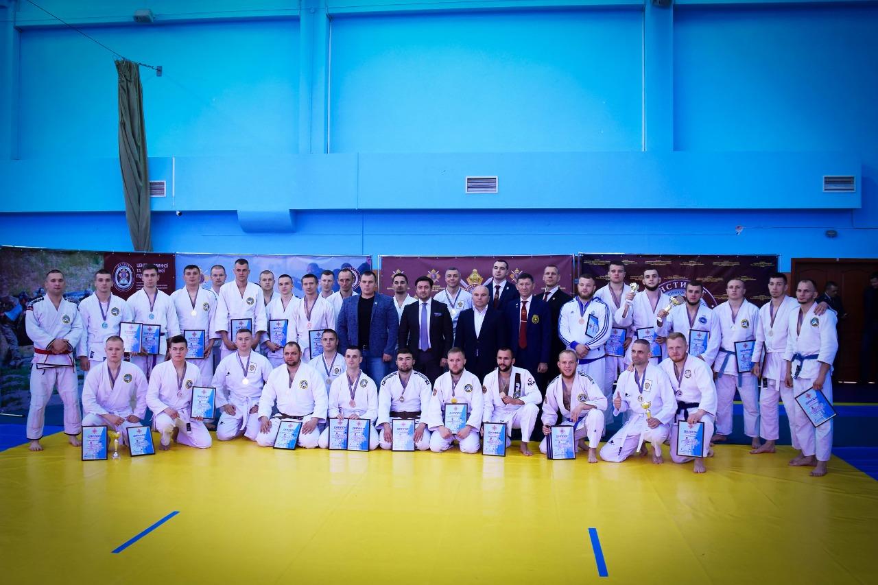 Пройшов Чемпіонат Управління державної охорони України з рукопашного бою