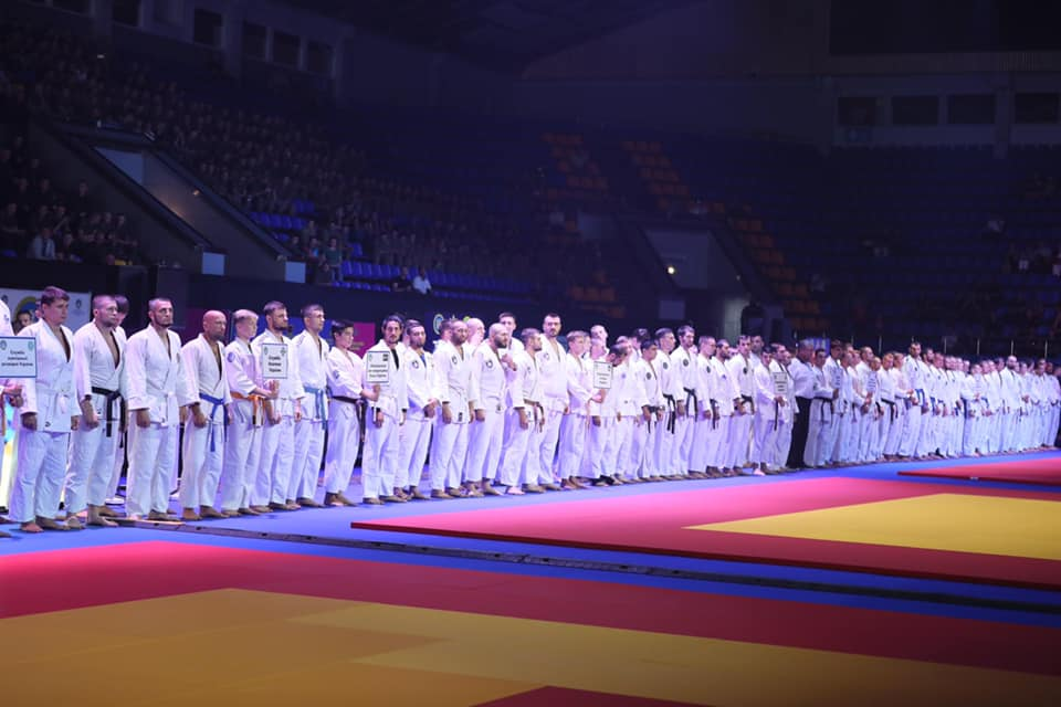 The Cup of the President of Ukraine in hand-to-hand combat was successfully held in Kyiv