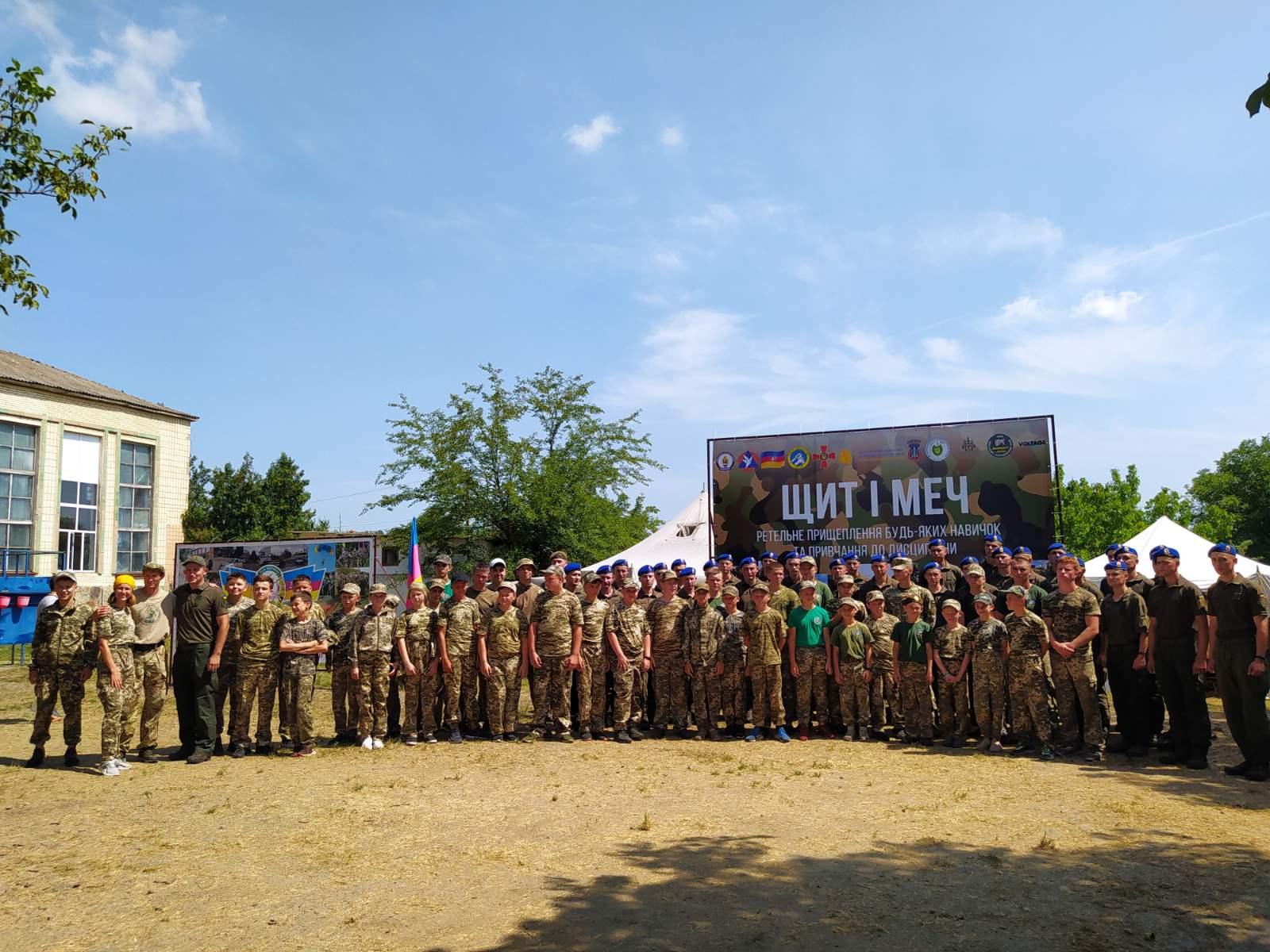 Винницкая областная федерация рукопашного боя приобщилась к проведению Всеукраинского военно-спортивного обучения